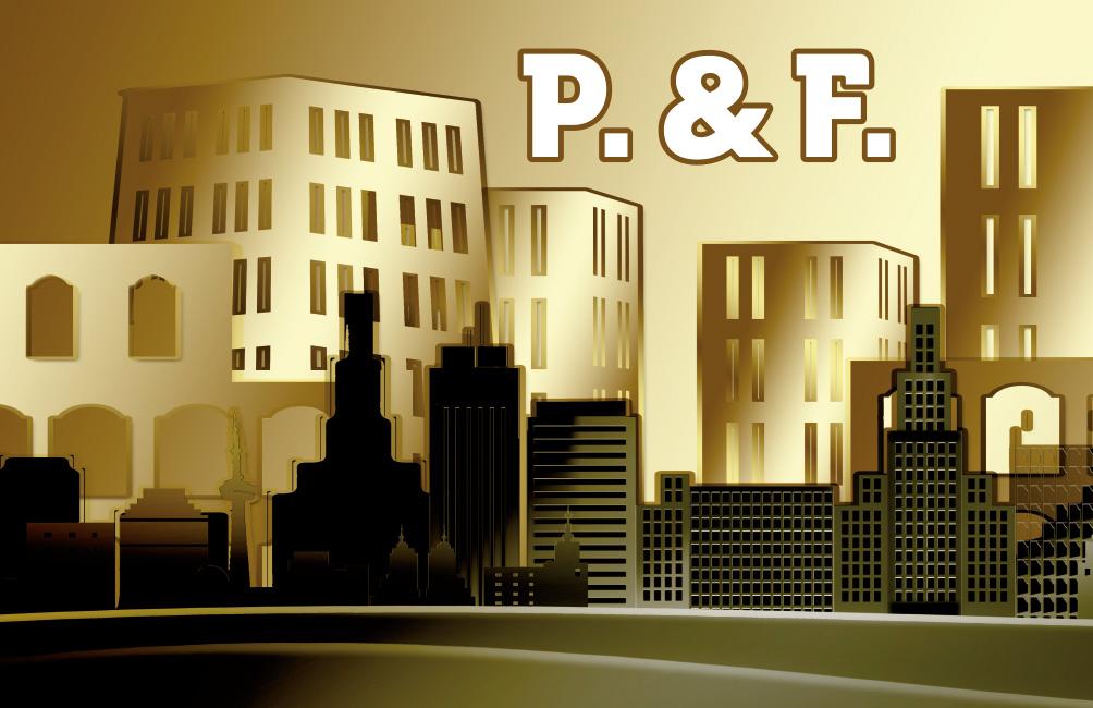 P&F PORTE E FINESTRE